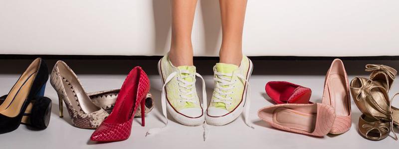 Tendances chaussures femme